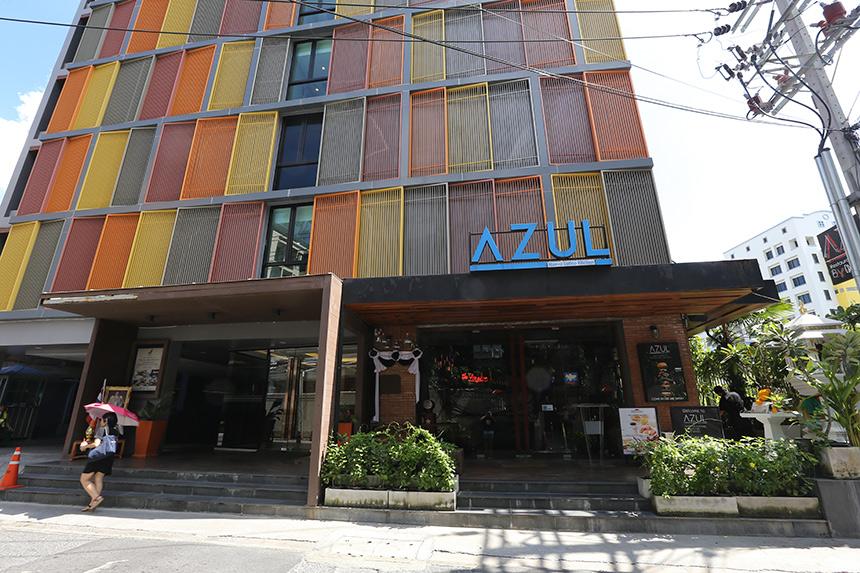 曼谷阿德菲49飯店