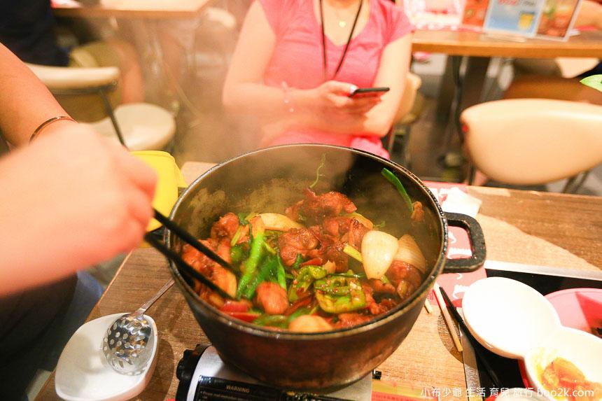 陸陸雞煲火鍋