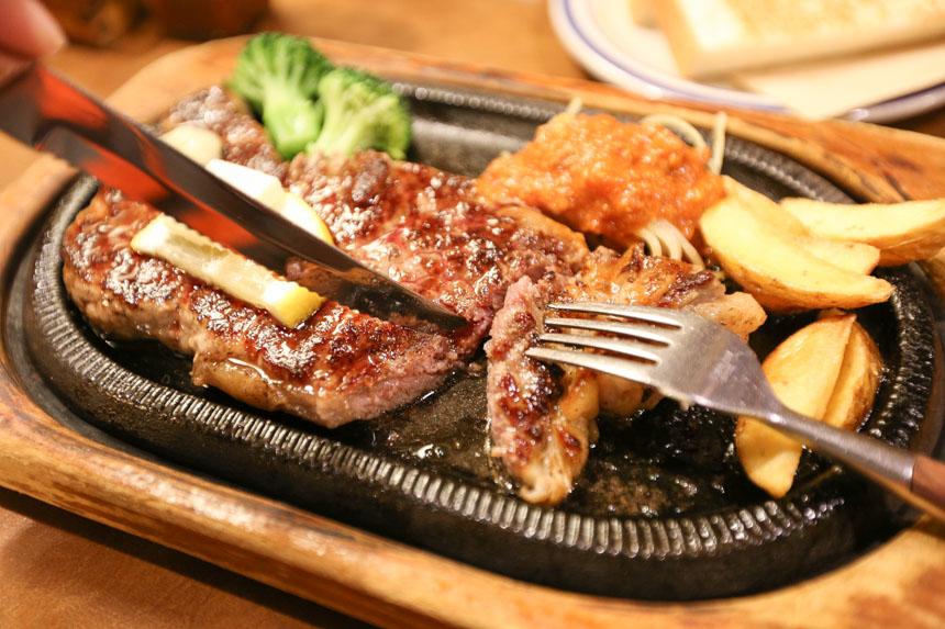 沖繩必吃牛排老店 Restaurant Flipper