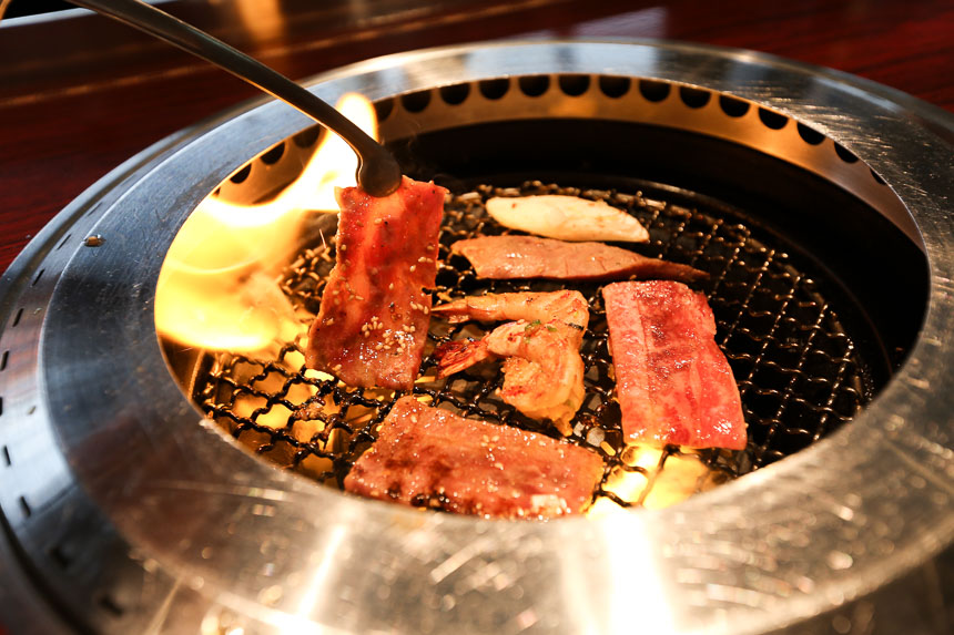 沖繩美食敘敘苑燒肉