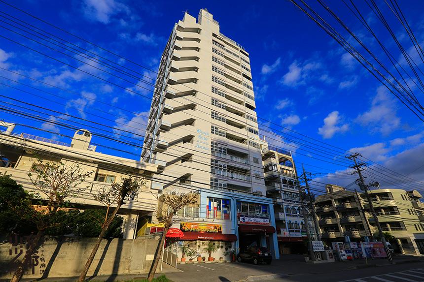 濱海公寓(Beachside Condominium)