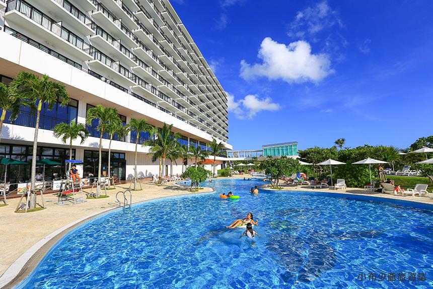 沖繩南海灘度假飯店