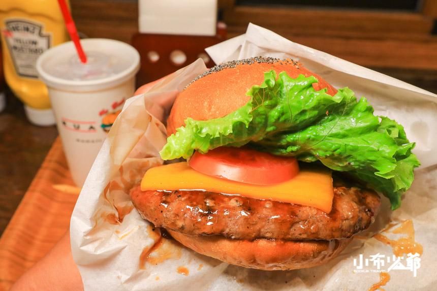 KUA`AINA 夏威夷漢堡