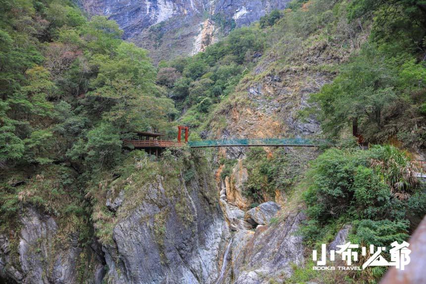 白楊步道水濂洞瀑布