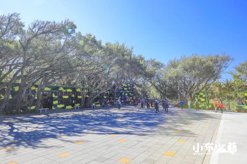 七星潭漫波海洋生態園區