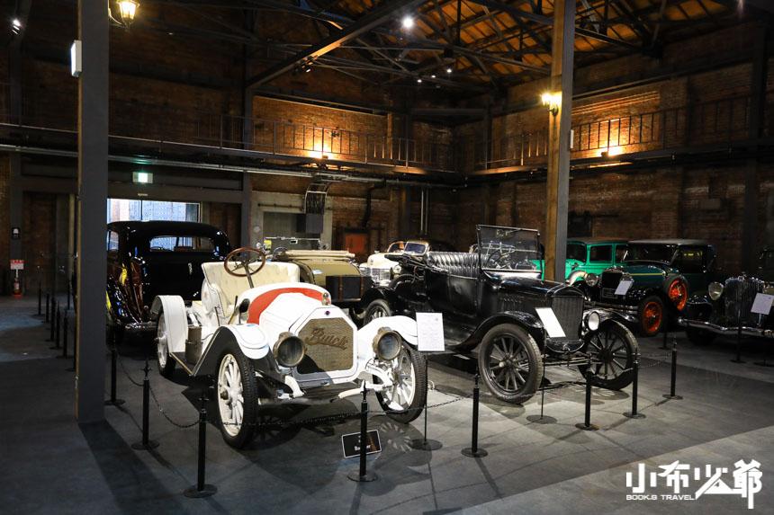 GLION MUSEUM老爺車博物館
