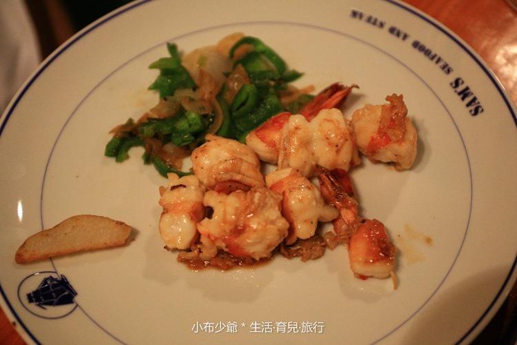 沖繩國際通 美食 SAMS鐵板燒-20