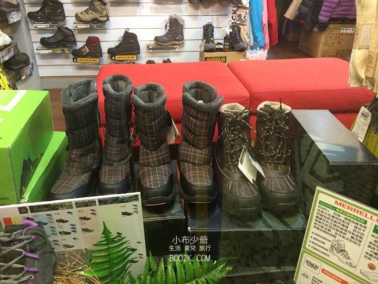 雪地裝備~Karrimor Alaska 防水保暖雪鞋、長毛象mammut兩件式防水滑雪衣