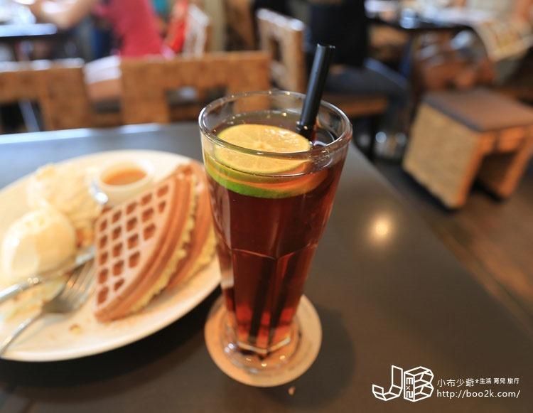 [台北東區]咖啡弄(忠孝店)~誰說來咖啡弄就要喝咖啡