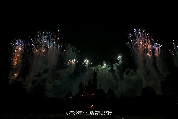 香港迪士尼煙火-30