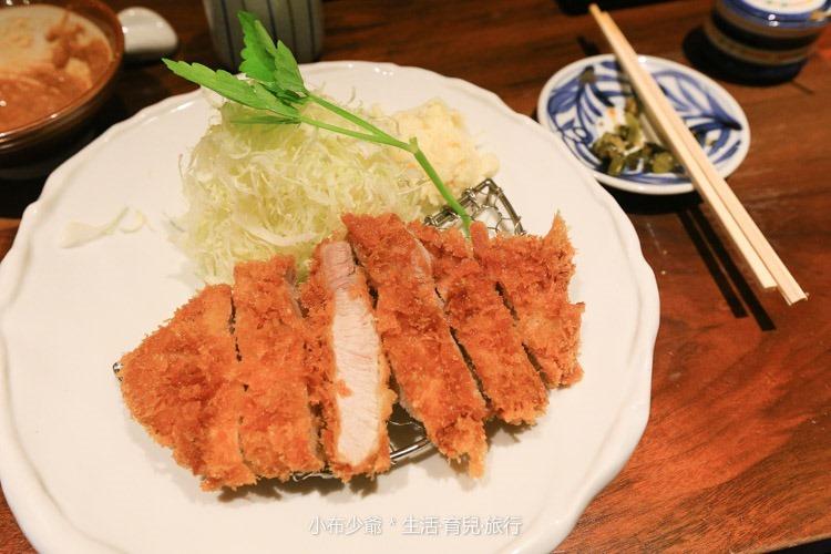 京都必吃美食名代炸豬排