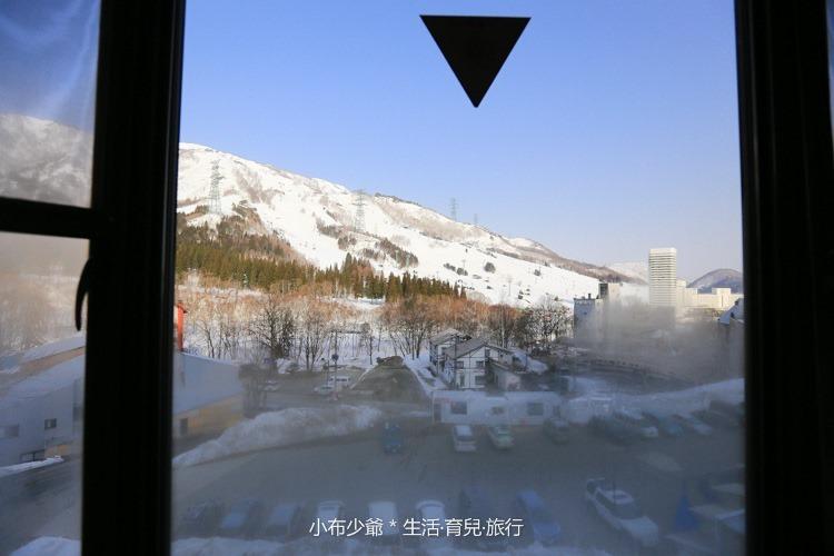 苗場 滑雪 山丘-13