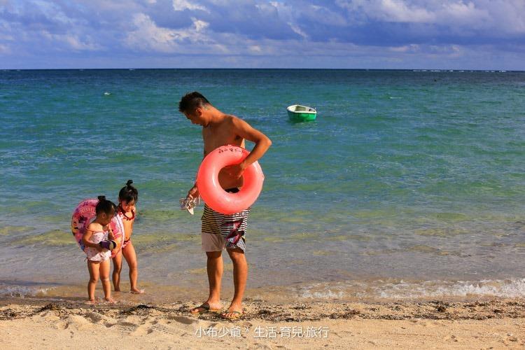 日本 沖繩 新原沙灘 玩水行程-82