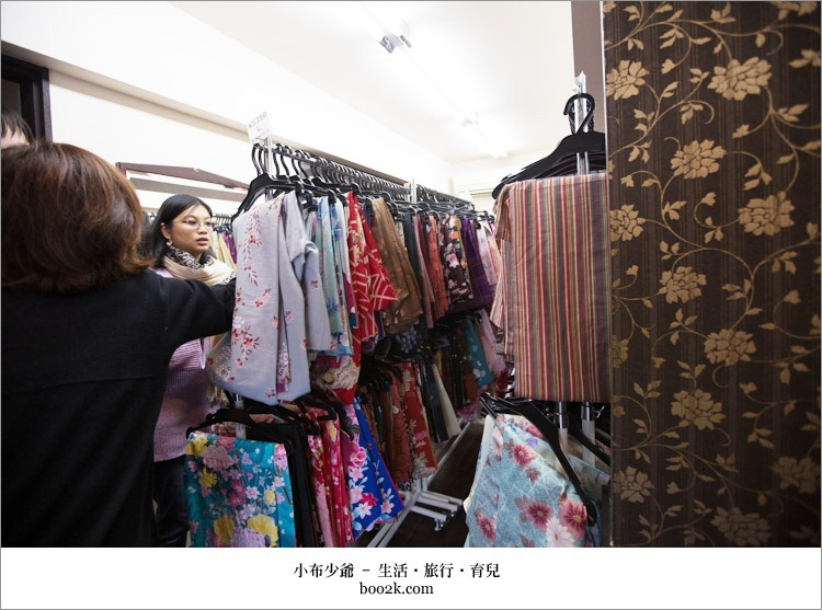 京都和服初體驗~岡本織物清水坂店(レンタル着物 岡本)