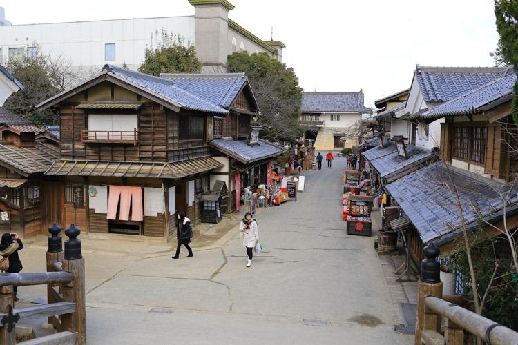 京都 東映太秦映畫村 (57 - 85)