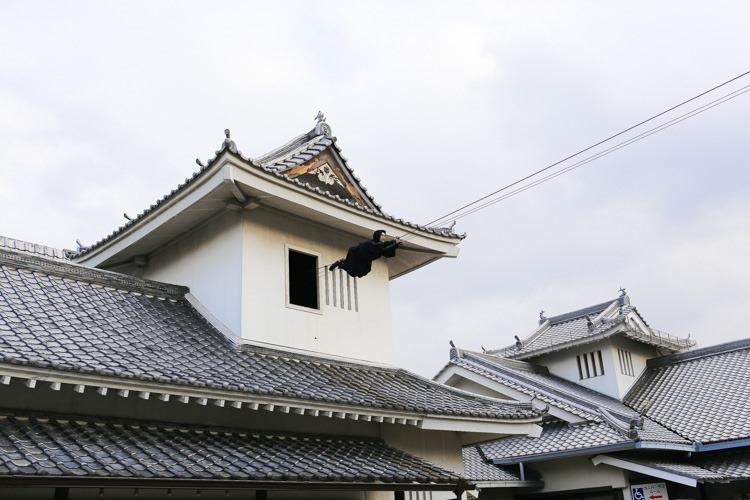 京都 東映太秦映畫村 (84 - 85)