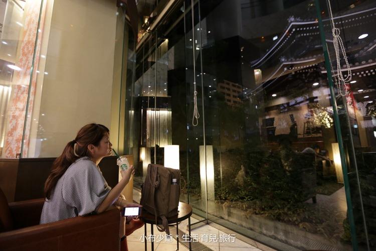 日本京都必吃屋星巴克咖啡廳-11