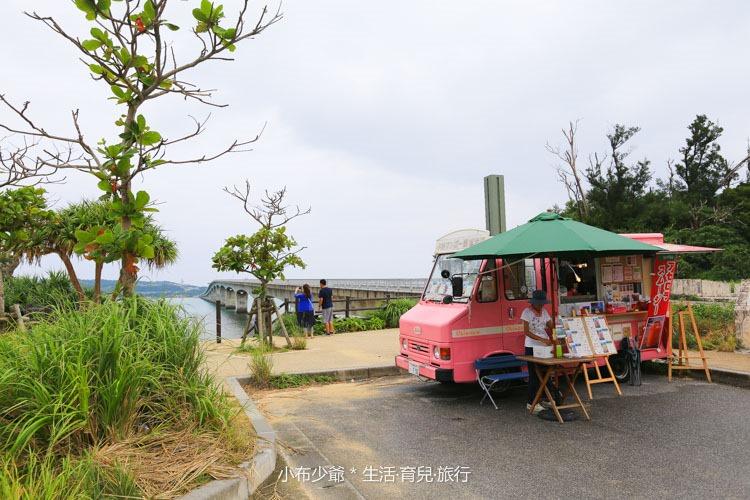 日本 沖繩 古利宇大橋 無料美景 沙灘玩水去-68