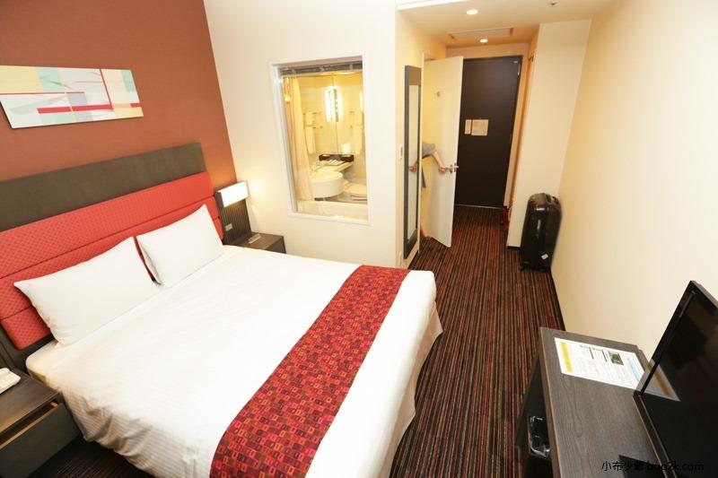 大阪威斯特華麗飯店Hotel Vista Grande Osaka (7)