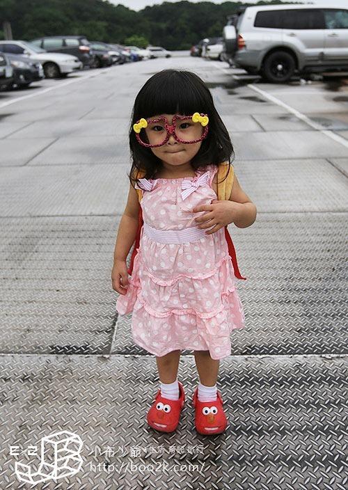 [新北金山]朱銘美術館內的親子餐廳~大嘴巴兒童餐廳~玩水、賞花~現在去正好時!