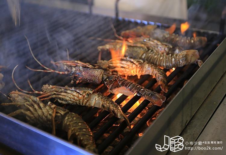 [台北]W飯店KITCHEN TABLE廚桌星空BBQ餐聚~07/02~08/13每週二晚上熱火夏天限定!
