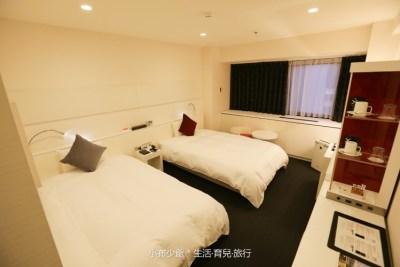 日本大阪道頓掘住宿CROSS HOTEL飯店-9