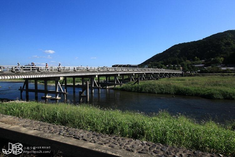 嵐山 嵯峨野 渡月橋