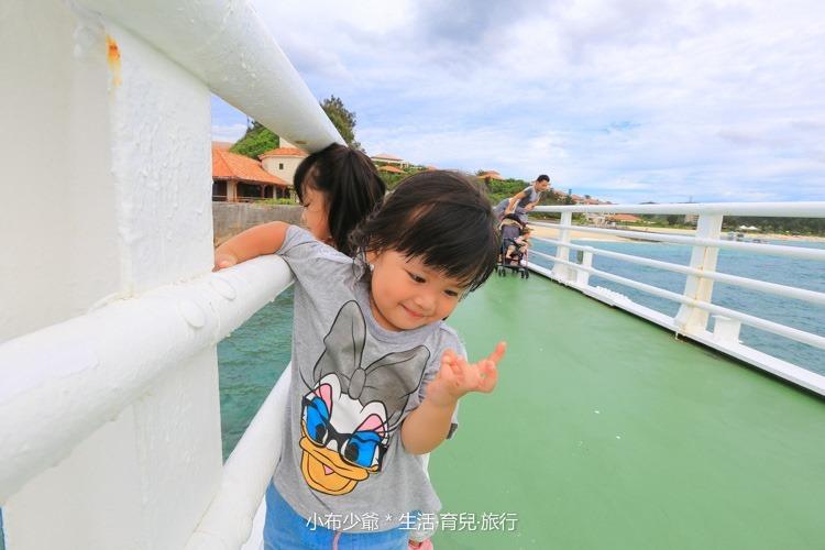 日本 沖繩水中展望塔 玻璃船1-13