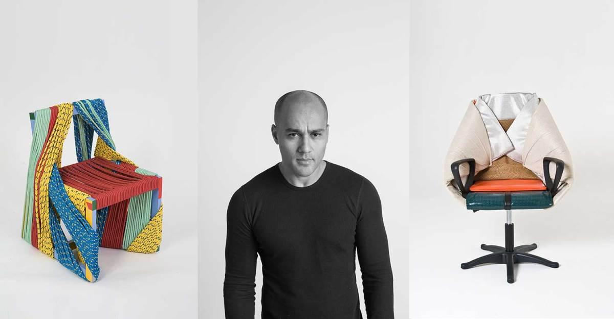 """Rodrigo Almeida: """"O design arte é uma invenção do mercado e não dos designers"""""""