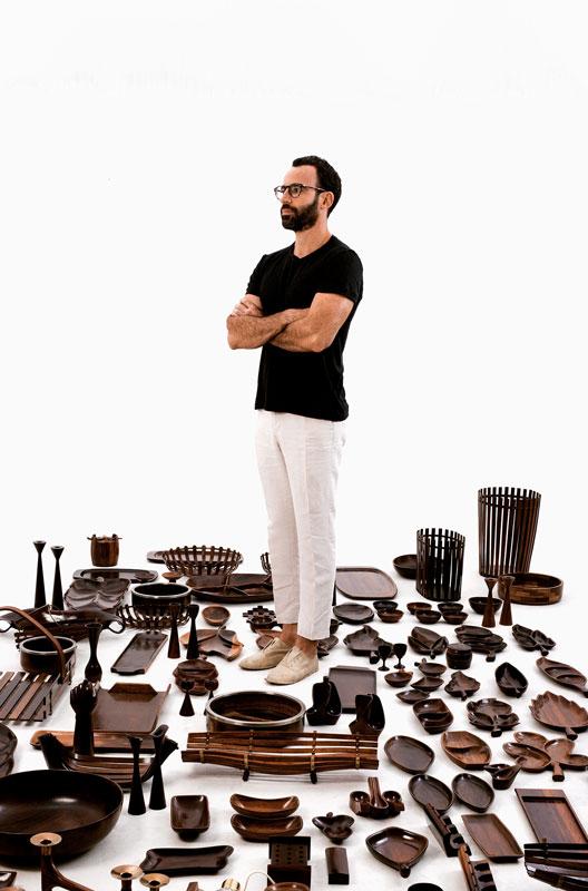 Jaca: objetos vintage e originais de jacarandá