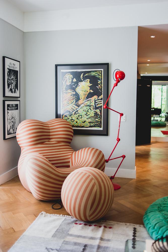 A Casa da Arquiteta: Patricia Landau