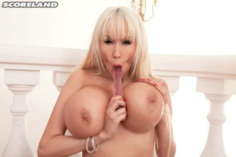 Sandra Star - Rock Star Of Big Boobs 07