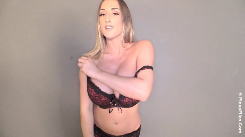 STACEY POOLE - RED AND BLACK LACE 2.01