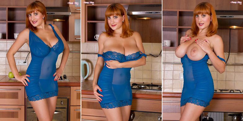 VALORY FLEUR: NEW AMAZING SET & HD VIDEO @ PINUPFILES.