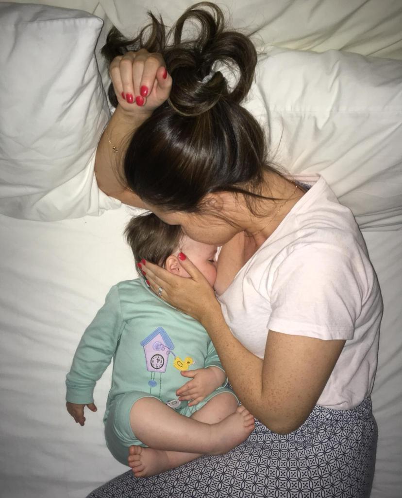 breastfeeding after grief