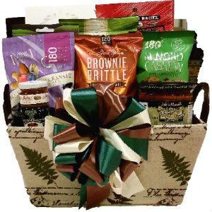 Organic/Healthy/Natural Gift Baskets