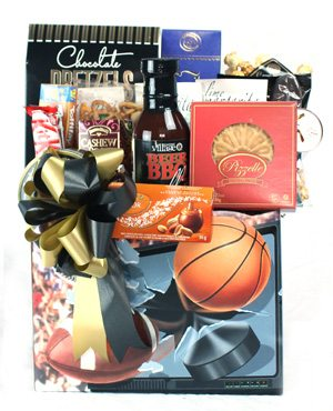 the fan Gift Basket