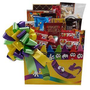 Easter gift baskets toronto ontario canada lindtgodiva rainbow of flavour 10695 select options canada150 gift basket negle Choice Image