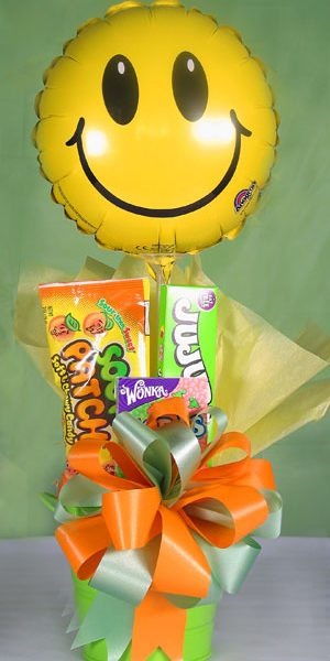 lemon lime happy Gift Basket