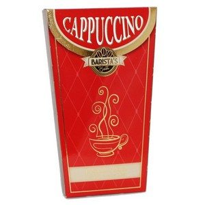 Barista's Best Cappuccino Red 0.63 oz-18g