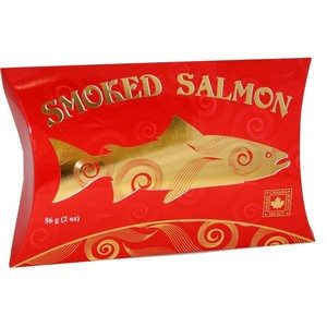 Canada Select Smoked Salmon - Red 56g-2 oz