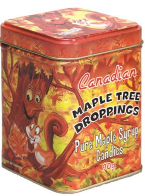 Canada True Canadian Maple Tree Droppings 70g
