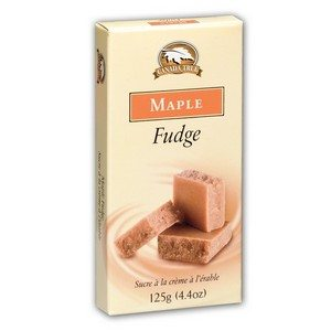 Canada True Maple Fudge 125g