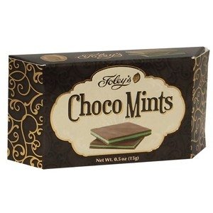 Foley's Choco Mints Black 15g-.5 oz