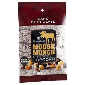 Harry & David Moose Munch Dark Chocolate 70g-2.5 oz