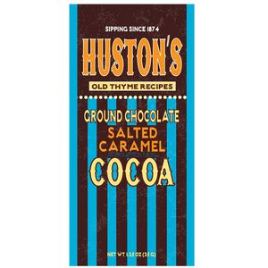Huston's Old Thyme Cocoa Salted Caramel 35g-1.25 oz