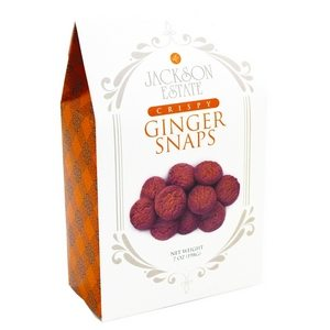 Jackson Estate Crispy Ginger Snaps 198g-7oz