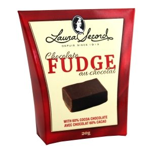 Laura Secord Fudge Single Pack Red 20g-0.7 oz