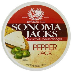 Sonoma Jacks Pepper Jack Cheese 114g-4 oz