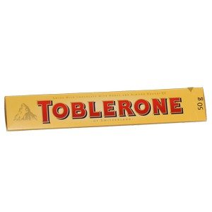 Toblerone Chocolate - Small Carton Bar 50g-1.76oz